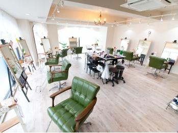 グリーンエコサロン ヴァッセル 四街道店(Green eco salon wasser)