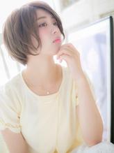 *mod's千葉*…ちょい甘☆モテ系★エアリーショートa.31