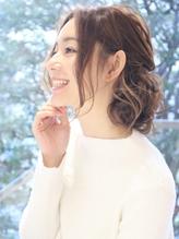 【M.SLASH】ゆるふわナチュラルアップa ポンパドール.56