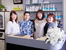 タケダ美容室の店内画像