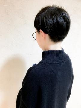 刈り上げ女性スタイル