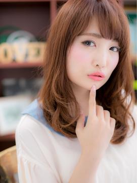 *+COVER HAIR+*…レディカールで☆カジュアルフェミニンa