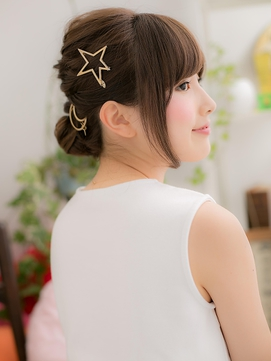 【macaron】☆macaron女子簡単ヘアアレンジ☆