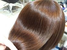 ≪低温縮毛矯正+カット+3STEPトリートメント¥9900≫お客様の髪質に合わせて薬剤調合するオーダーメイド施術