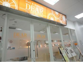 ディアーヘアーアンドメイクアップ(DEARHair&Makeup)