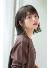 【Un ami】《増永剛大》  切りっぱなし、10~40代に人気ボブ☆.48