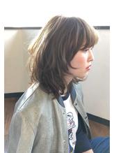 【アフロート中島直樹】梨花さん風ジェンダーレスマッシュウルフ .57