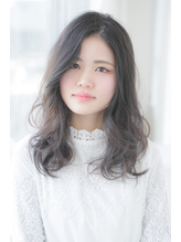 大人キレイ☆セミロング【アンティークシック 柏】.40