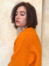 外国人風透明感カラー☆シフォンベージュ.9