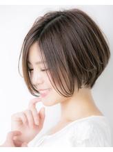 【Euphoria】丸みショート☆大人可愛い☆小顔カット☆長谷川 .27