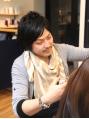 【北野白梅町徒歩10分】コレクション参加経験多数!経験豊富なスタイリストが全ての女性を輝かせてくれる♪