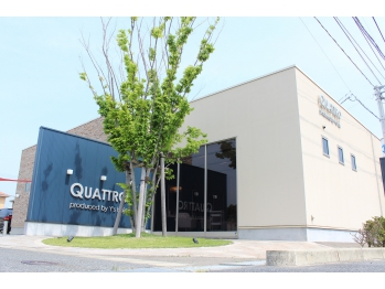 クアトロ プロデュースバイ ワイズヘアー(QUATTRO Produce by Y's hair)(山口県宇部市/美容室)