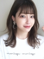 【赤川敬一】20代30代40代◎大人かわいい韓国シースルーバング