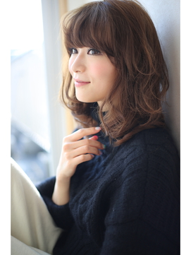 [OCEAN Hair&Life]大人のカール☆ミセスシフォンカール☆☆☆