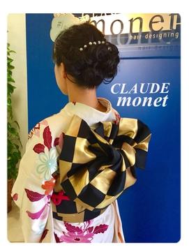 振袖【CLAUDE-monet-Collection】