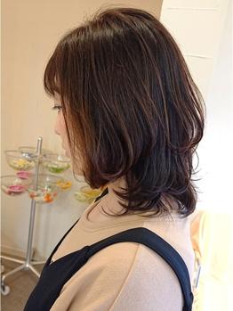 40代大人女性にぴったりな美容院の特徴 ヘアーシフトミチコ(hair Shift MICHIKO)