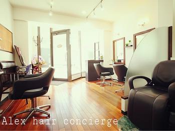 アレックスヘアコンシェルジュ (ALex Hair concierge)(東京都足立区)