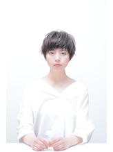 【Dulce】マッシュショート×斜めバング.2