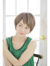 美髪デジタルパーマ/バレイヤージュノーブル/クラシカルロブ/373 シュシュ.42