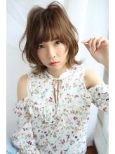【LOTUS大日】大人かわいい小顔ワンカールミディ―.52