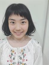 おしゃれスクールカット 中学生.23