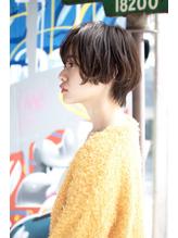 ハネ感MIXパーマ★大人BOBショート.54