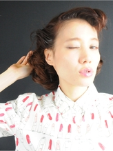 ネオ60S×ポップ☆ヘアセット クリスマス.37