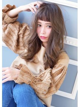 《Barretta/蒲田344》☆ベビーgirl☆無造作フォギーカール☆