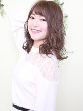 無造作×フォギーベージュ☆.10