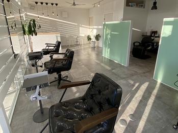 ヘアーメイク チョコ(hair make choco)(大阪府堺市西区/美容室)