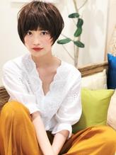+animo吉川美南+大人かわいいマッシュショートe-3.32