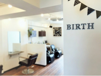 バース ヘアー デザイン(BIRTH hair design)(東京都中野区/美容室)