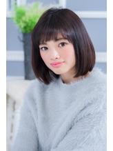 《Barretta/蒲田347》☆ボブgirl☆ナチュかわぱっつんBOB☆ バレッタ.57