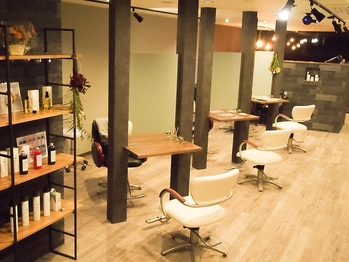 アーザヘア 烏丸五条店(ASA hair)(京都府京都市下京区/美容室)