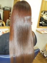話題のM3Dトリートメントでサラサラ美髪◇ツヤが持続するデザインカラー、白髪染めもキレイに美しく映える!