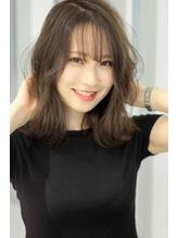 クラシカルなエアリーカール☆Aライングラマラス.40