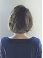 前髪なし大人かわいいボブ◎小顔◎大人雰囲気◎骨格に合わせます