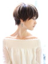 【30代40代】オトナ女性に人気ショートスタイル 大人,フェミニン.47