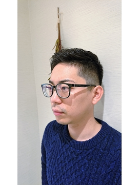 2mmフェードカット【Ash大泉学園店  東 知孝】