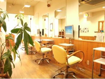 バンブーヘアー(BAMBOO Hair)(京都府京都市左京区/美容室)
