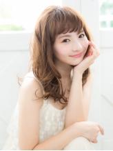 【パーマor資生堂デジタルパーマ+カット¥5500】創り込みすぎないパーマスタイルが人気。好感度バツグン♪