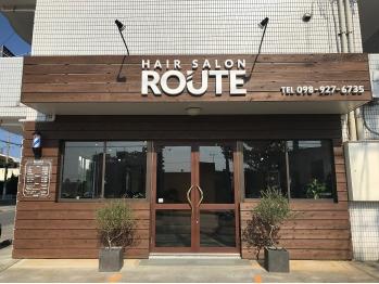 ヘアサロンルート(HAIR SALON ROUTE)(沖縄県沖縄市/美容室)