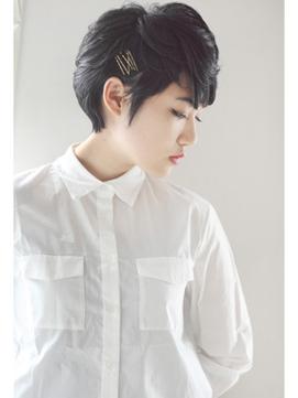 黒髪ショート【COLETTE 2013-14 A/W】