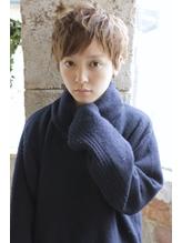 【+~ing】英国抜けヴォルフショート【畠山竜哉】 .12