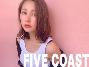 ファイブコースト(five coast)(東京都渋谷区/美容室)