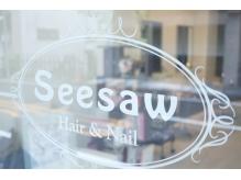 ヘアアンドネイル シーソー(Hair&Nail Seesaw)