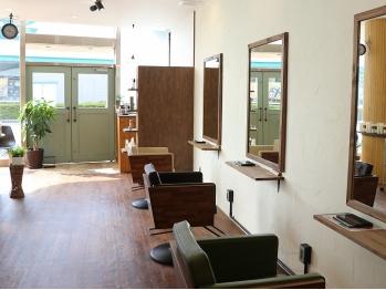 マテリアル ヘアワークス(material hair works)(栃木県矢板市/美容室)