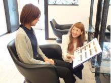 スタッフ全員が大型店でTOPクラスの技術と実績をもった精鋭サロン☆クーポンご利用でカットB込で¥2200!!