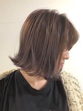 【STILLが叶える‥】外国人風バレイ×外ハネショート.51