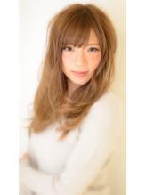 #hairsalon de ForeveLux#オトナ可愛いくびれミディ .37